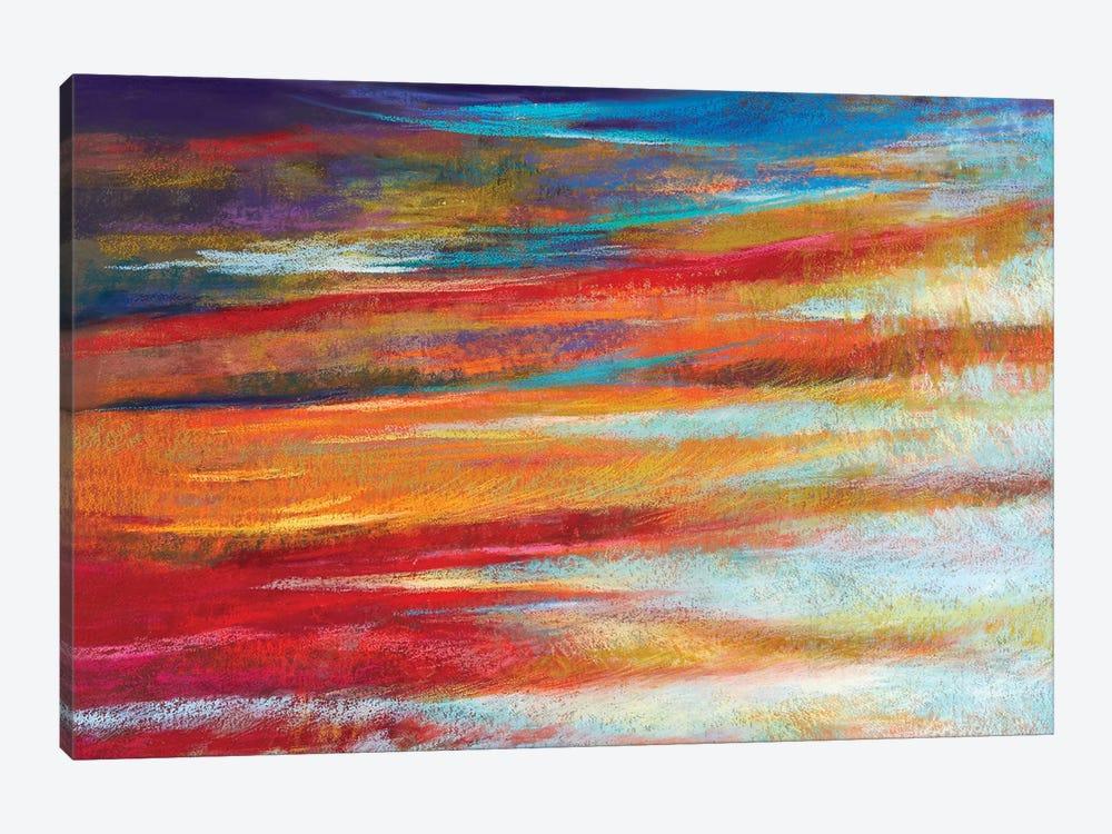 Many Ways Forward by Nel Whatmore 1-piece Art Print