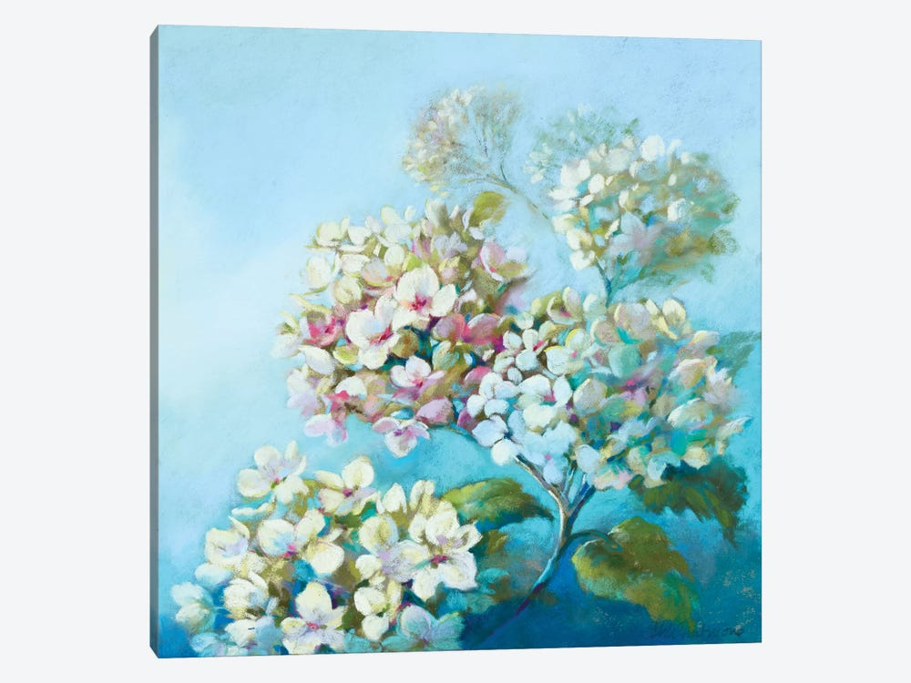 Perfect White Clouds by Nel Whatmore 1-piece Canvas Wall Art