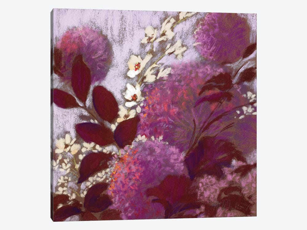 Pom-Poms II by Nel Whatmore 1-piece Canvas Art