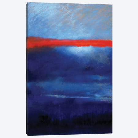 Beauty Canvas Print #NWM6} by Nel Whatmore Art Print