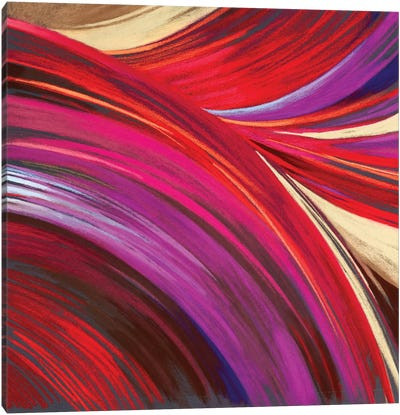 Riding The Wave II Canvas Art Print