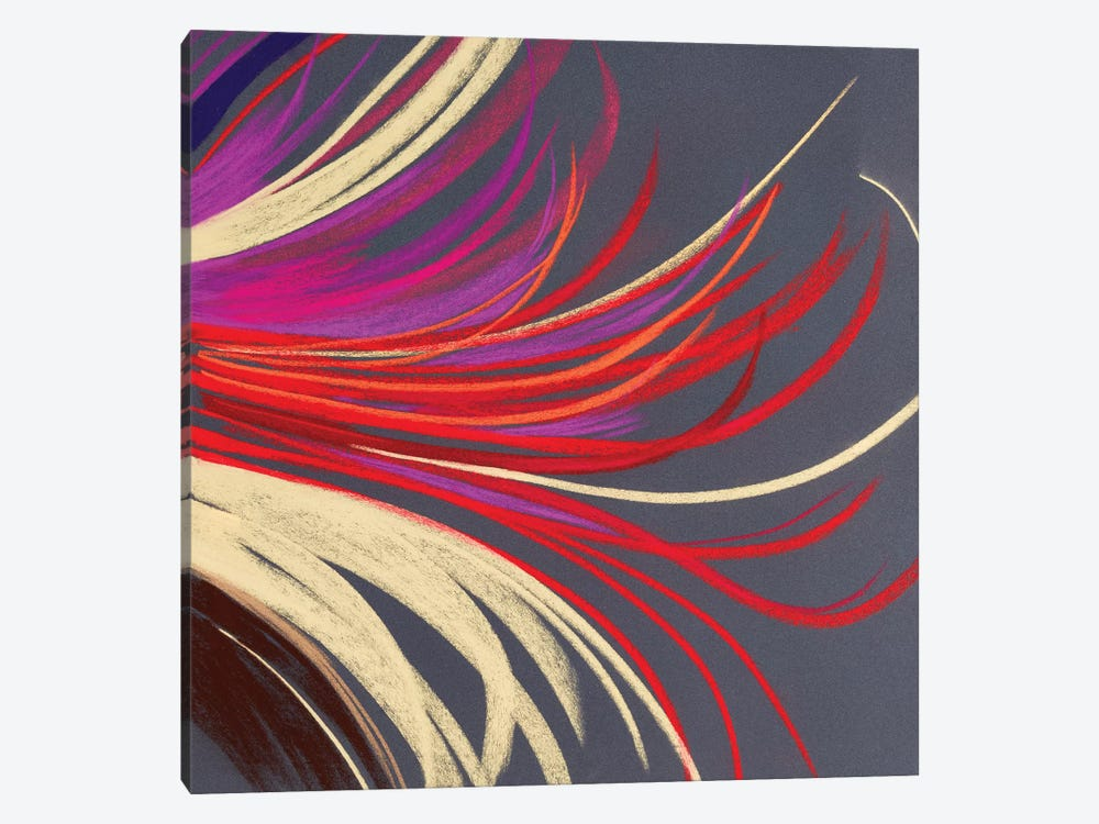 Riding The Wave III by Nel Whatmore 1-piece Canvas Artwork