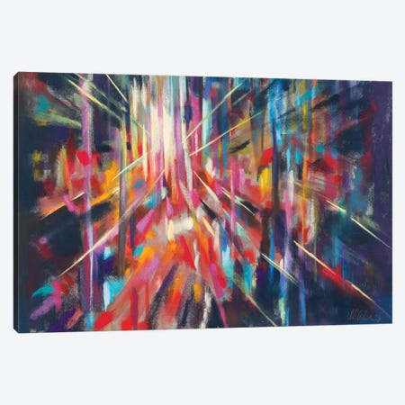 Seeing The Light Canvas Print #NWM72} by Nel Whatmore Canvas Artwork