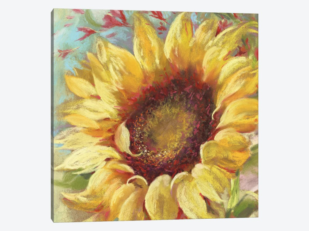 Sunny by Nel Whatmore 1-piece Canvas Wall Art