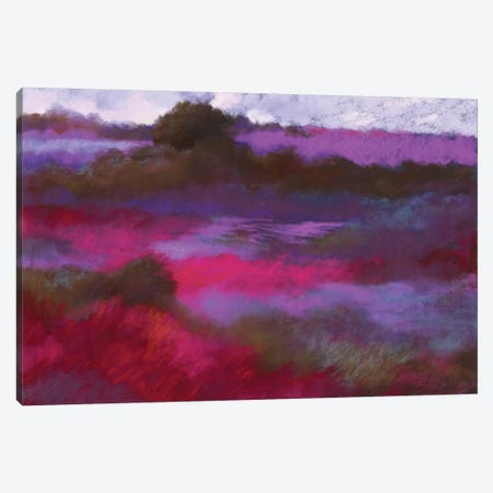 Waiting For The Birds Canvas Print #NWM86} by Nel Whatmore Canvas Artwork
