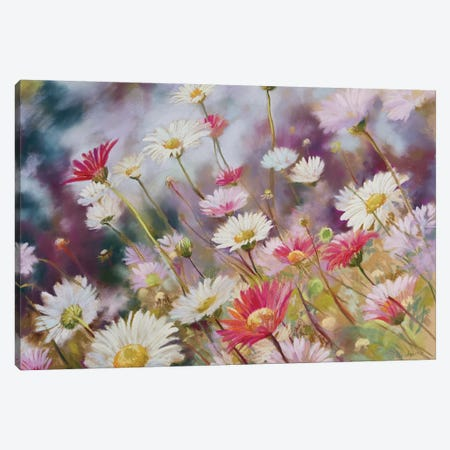 August Little Wonders Canvas Print #NWM91} by Nel Whatmore Canvas Wall Art