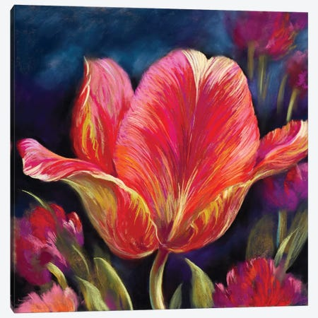 Charisma Canvas Print #NWM9} by Nel Whatmore Canvas Art