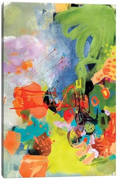 Summer Surprise Canvas Art Print