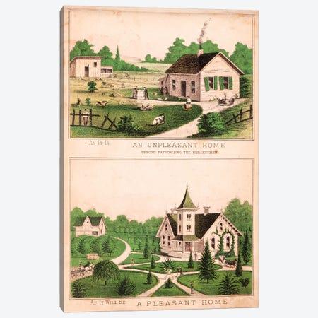 Patronize Your Nurserymen Canvas Print #NYB19} by New York Botanical Garden Portfolio Canvas Art
