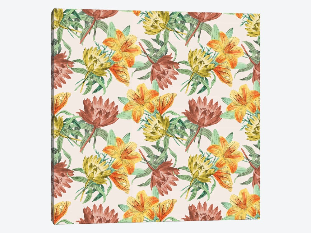 Flower Variety Canvas Wall Art by New York Botanical Garden