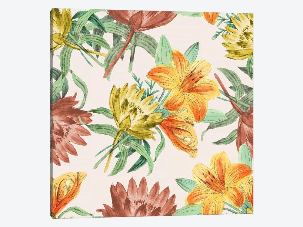 Flower Variety, Close-Up by New York Botanical Garden Portfolio 1-piece Canvas Print