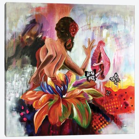 Grace Canvas Print #NYJ15} by Niyati Jiwani Canvas Art Print