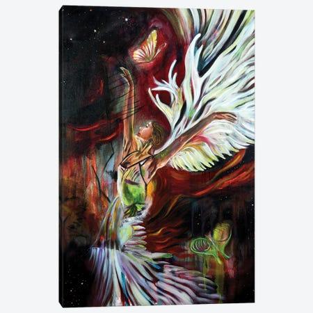 The Spark Canvas Print #NYJ1} by Niyati Jiwani Canvas Print