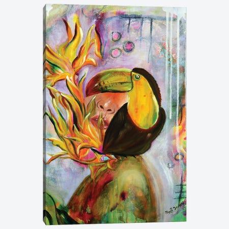 Radiant Canvas Print #NYJ23} by Niyati Jiwani Canvas Art Print