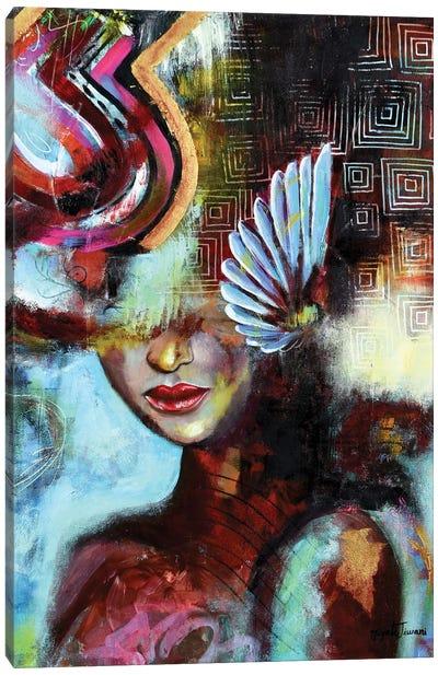 Empowerment Canvas Art Print