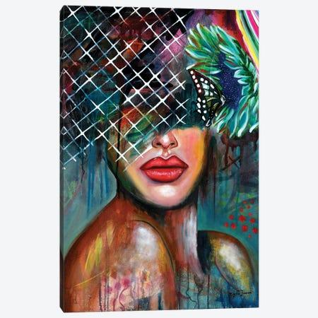 Blooming Canvas Print #NYJ3} by Niyati Jiwani Canvas Print