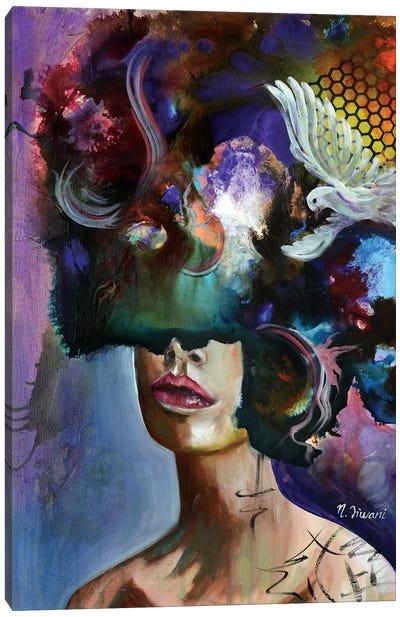 Breathe II Canvas Art Print