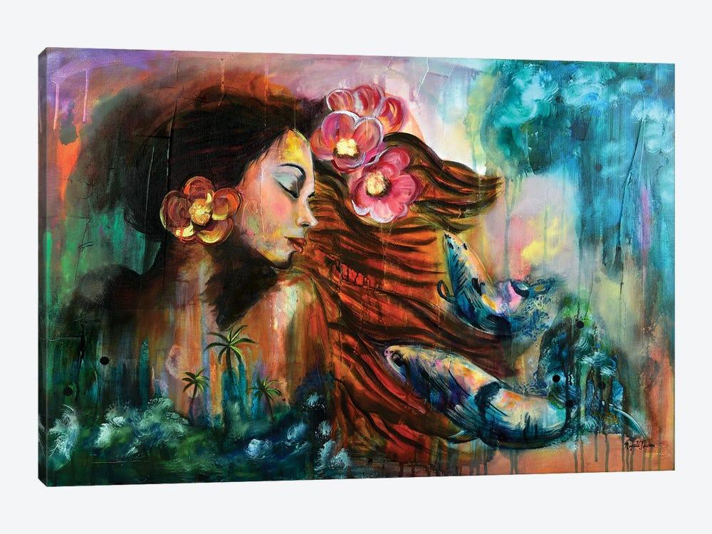 Cherish The Moment by Niyati Jiwani 1-piece Art Print
