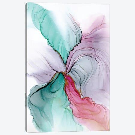 Veil I Canvas Print #OAA102} by Monet & Manet Art Studio Canvas Artwork