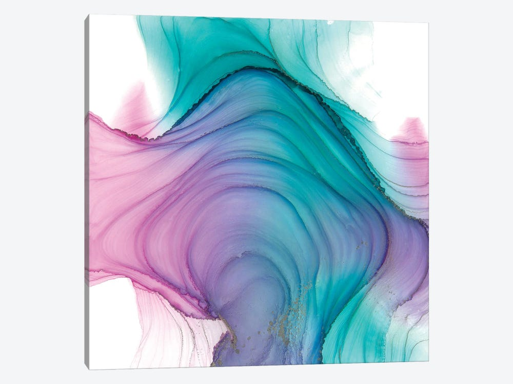 Flow by Monet & Manet Art Studio 1-piece Canvas Art