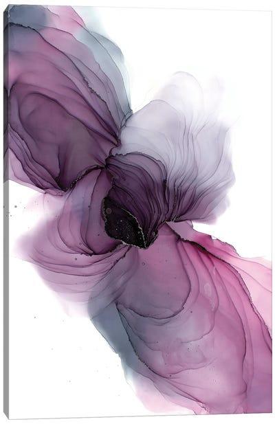 Lavender Part I Canvas Art Print