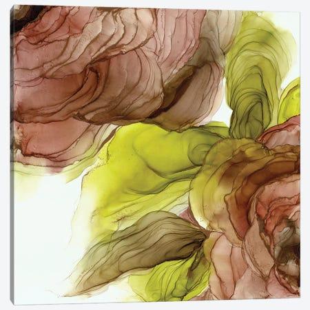 Peonies I Canvas Print #OAA28} by Monet & Manet Art Studio Canvas Wall Art