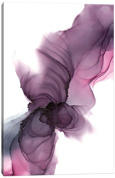 Lavender Part II Canvas Art Print