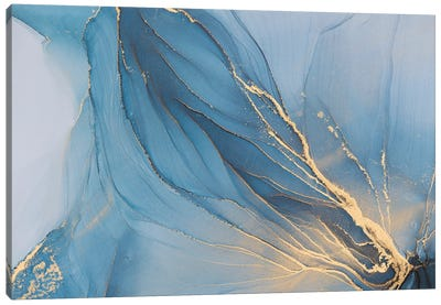 Lightning Canvas Art Print