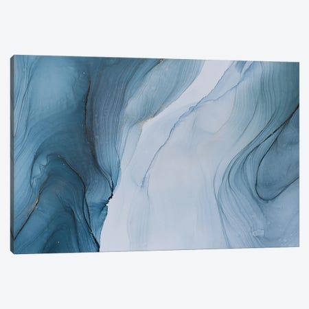 Glacier Canvas Print #OAA33} by Monet & Manet Art Studio Canvas Print