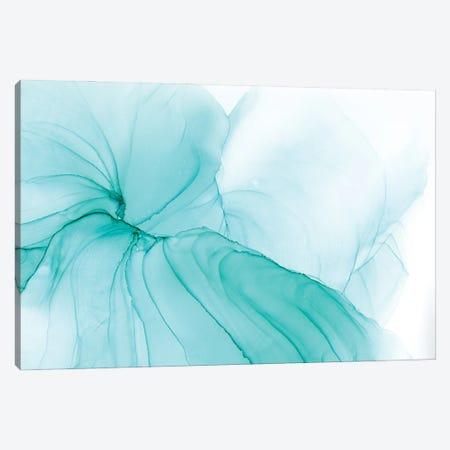 Snow Slide Canvas Print #OAA38} by Monet & Manet Art Studio Canvas Print