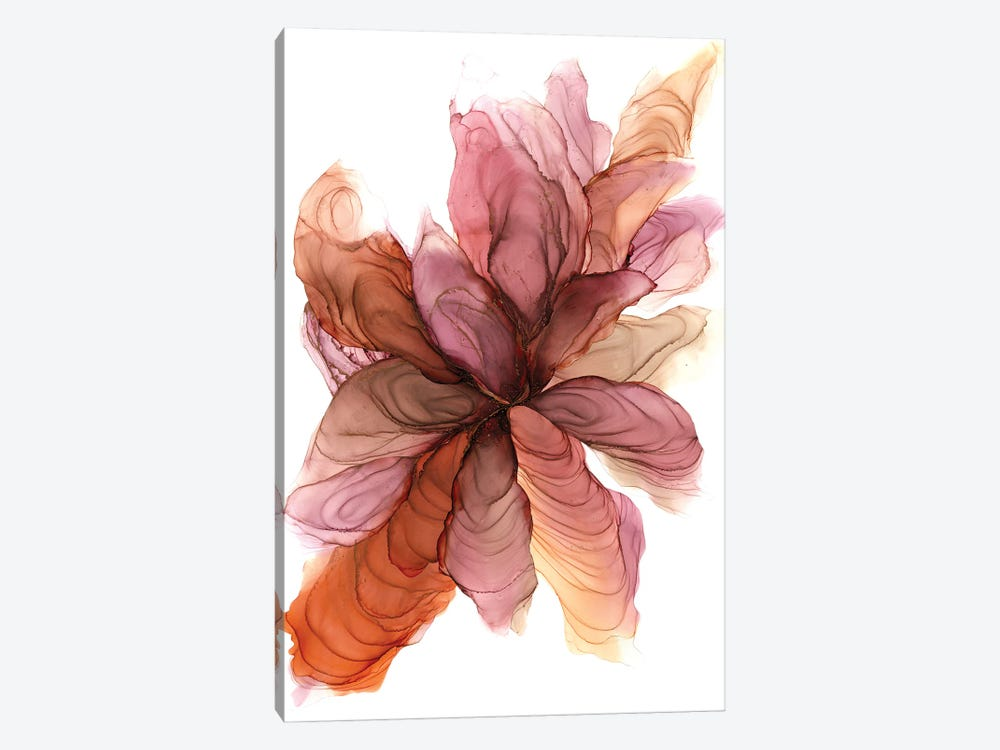 Ginger Flower by Monet & Manet Art Studio 1-piece Canvas Artwork