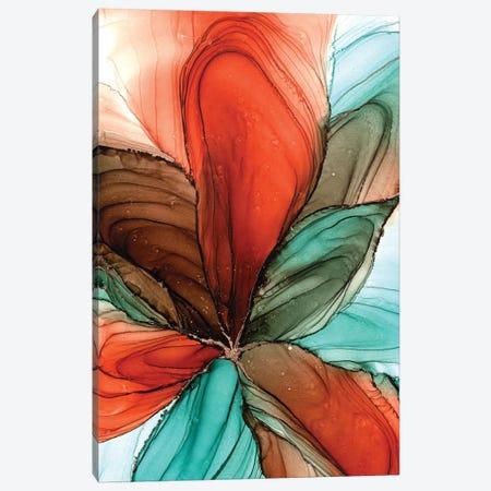 Mahogany Canvas Print #OAA61} by Monet & Manet Art Studio Canvas Wall Art