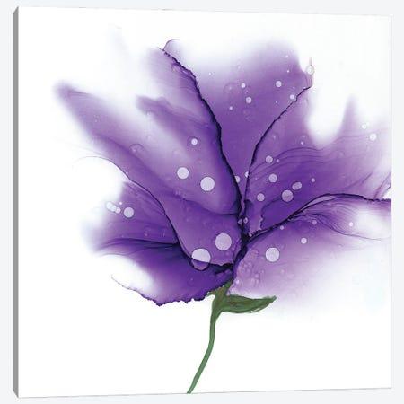 Whispy Flower I Canvas Print #OAA63} by Monet & Manet Art Studio Canvas Art