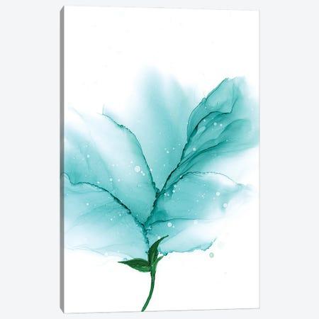 Whispy Flower II Canvas Print #OAA64} by Monet & Manet Art Studio Art Print