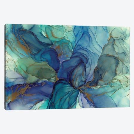 Blues II Canvas Print #OAA79} by Monet & Manet Art Studio Art Print