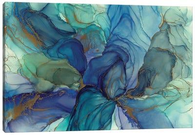 Blues II Canvas Art Print