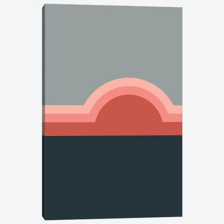Sunseeker XB Canvas Print #OAS117} by The Old Art Studio Canvas Art