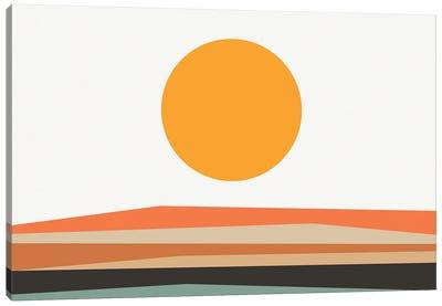 Abstract Landscape XA Canvas Art Print