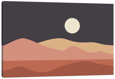Geometric Landscape XXIIIB Canvas Art Print
