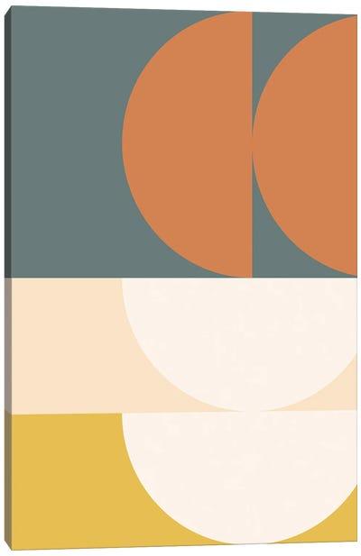 Abstract Geometric II Canvas Art Print