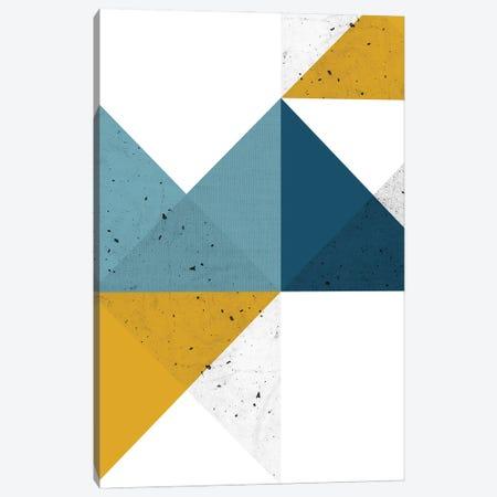 Modern Geometric XIX Canvas Print #OAS87} by The Old Art Studio Art Print