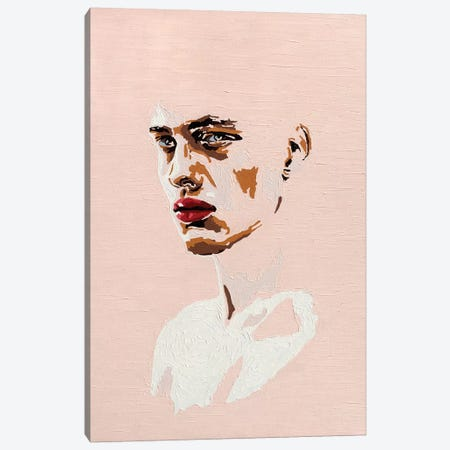 The Pink Boy I Canvas Print #OBA103} by Oleksandr Balbyshev Canvas Art