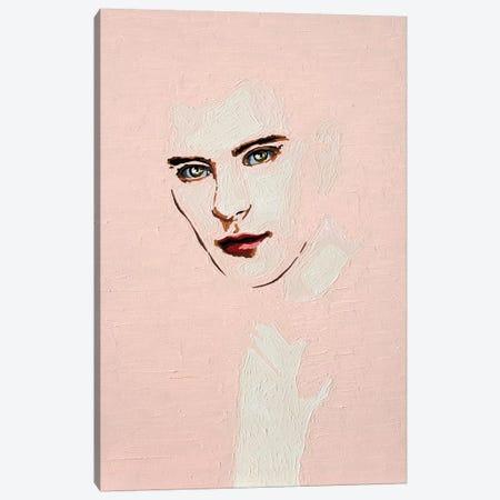 The Pink Boy V Canvas Print #OBA107} by Oleksandr Balbyshev Canvas Print