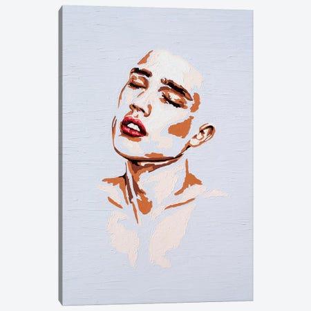 Blue Canvas Print #OBA10} by Oleksandr Balbyshev Canvas Art Print