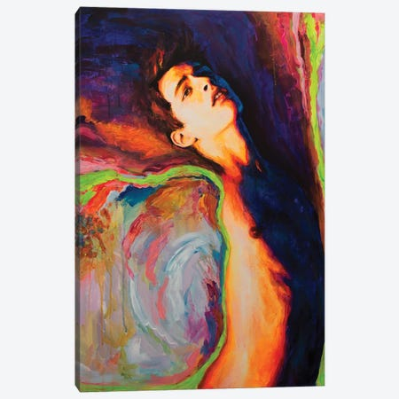 The Whirlboy Canvas Print #OBA113} by Oleksandr Balbyshev Art Print