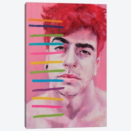 Tired Face Canvas Print #OBA114} by Oleksandr Balbyshev Canvas Wall Art