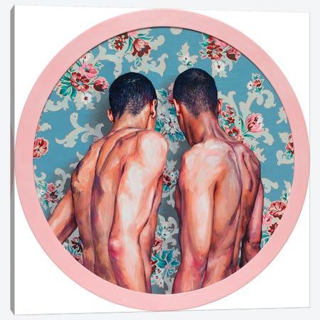 Twins Canvas Print #OBA117} by Oleksandr Balbyshev Canvas Art