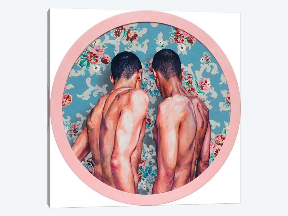 Twins by Oleksandr Balbyshev 1-piece Canvas Art