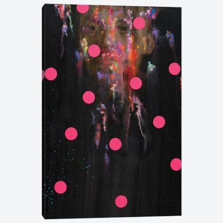 Splattered Lenin Canvas Print #OBA144} by Oleksandr Balbyshev Canvas Art Print