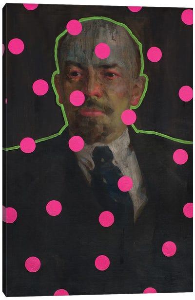 Zombie Lenin Canvas Art Print